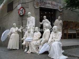 Statue Viventi by I giullari del 2000