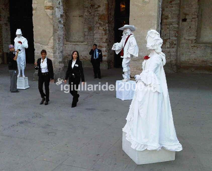 Le Statue Viventi Show by I Giullari del 2000