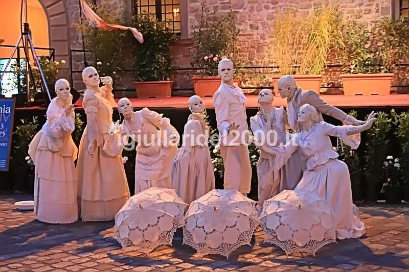 """""""Statue Viventi Show"""""""