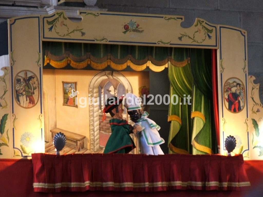 """""""Il Gran Teatro dei Burattini"""""""