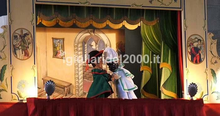 Gran Teatro dei Burattini by I Giullari del 2000