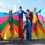 Trampolieri Circus