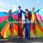 Trampolieri Circus doc