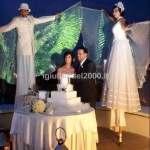trampolieri-sposo-e-sposa-per-taglio-torta