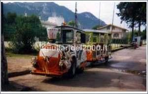 """""""Trenino Diesel da Noleggio"""""""
