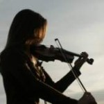 Violinista Elegante per Party