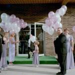Volo Palloncini Luminosi a Matrimonio