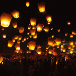 Volo delle Lanterne magiche