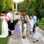 animazione per bambini a matrimonio