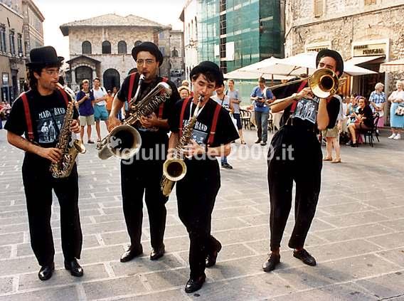 Mini Band di Musicisti Itineranti by I Giullari del 2000