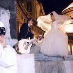 serenata alla sposa alla vigilia del matrimonio