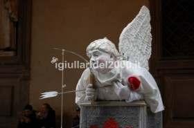 Statua Vivente Cupido