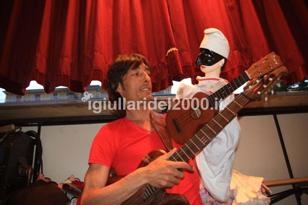 Artista Cantastorie by I Giullari del 2000