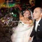 Bolle di Sapone Show per Sposi