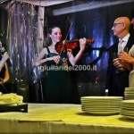 Violinista Elegante per Accoglienza Sposi