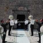 Equipe Trombe Egiziane per Uscita Chiesa Nuziale