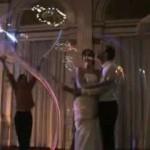Artista con Show Bolle di Sapone per Matrimonio