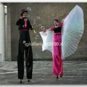 Trampolieri Fantasy by I Giullari del 2000