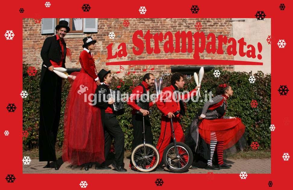 La Stramparata di Natale by I Giullari del 2000
