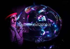 Bolle di Sapone Show Locandina
