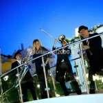 Mini Band Musicisti Pazzi per accoglienza invitati